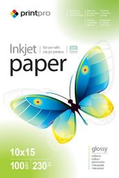 ColorWay Papier Fotograficzny PrintPro Błyszczący 10x15 230g 100 szt