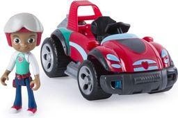 Spin Master Pojazd z figurką Rafcio Śrubka Buggy Build