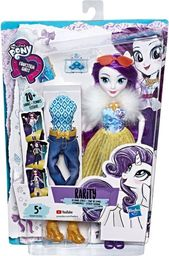 Hasbro Lalka My Little Pony Modne lalki - Rarity