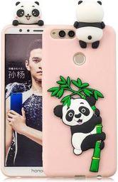 GSM City Nakładka panda baby do Huawei P20 różowa