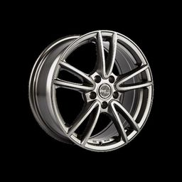 Proline CX300 Metal Grey 6.5x16 5x114.3 ET49