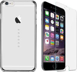 nemo Etui X-FITTED Swarovski IPHONE 6+ Diamond srebrne PPSDS