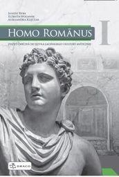 Homo Romanus 1 zeszyt ćwiczeń