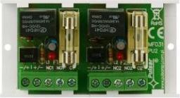 Pulsar Moduł przekaźnikowy z 2 przekaźnikami 10-16V AC/DC PK2 (AWZ512)