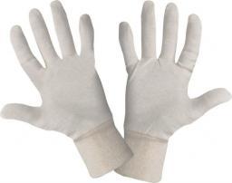 LAHTI Rękawice bawełniane ochronne roz. 8 12 par (L290308P)