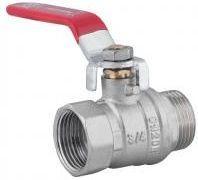 Perfexim Zawór kulowy wodny WZ DN20 rączka 1040 G3/4 WZ PN16 C DN20 12/120 (F300-202-0200-010)