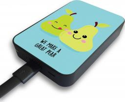 Powerbank Smartools MC3 CARD PEARS