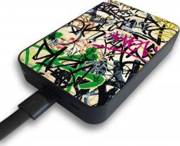 Powerbank Smartools MC3 CARD GRAFITTI