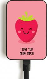 Powerbank Smartools MC5 CARD BERRY
