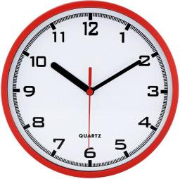 MPM Zegar ścienny fi 20 cm Czytelny (E01.2477.20)