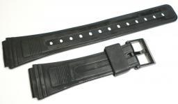 Diloy Pasek zamiennik 254H5 do zegarka Casio DB-53 19 mm