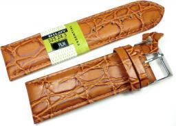 Diloy Skórzany pasek do zegarka 24 mm (325.24.3)