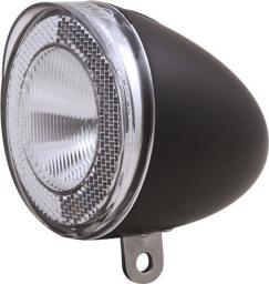 SPANNINGA Lampka przednia Swingo XB czarna