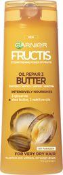 Garnier Szampon wzmacniający do włosów bardzo suchych i zniszczonych Fructis Oil Repair 3 Butter 250 ml