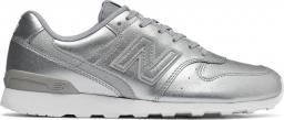 New Balance Buty damskie WR996SRS  srebrne r. 40.5
