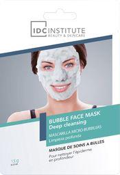 IDC Maseczka do twarzy oczyszczająca Bubble Face 15g