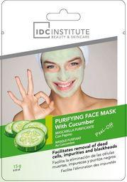 IDC Maseczka do twarzy z ekstraktem z ogórka 15g