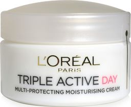 L'Oreal Paris Krem Triple Active Day 50 ml