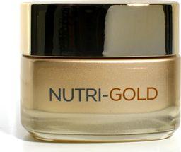 L'Oreal Paris Intensywny odżywczy krem na dzień Nutri Gold 50 ml