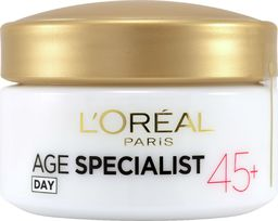 L'Oreal Paris Przeciwzmarszczkowy krem na dzień Age Specialist 45+ 50 ml