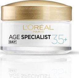 L'Oreal Paris Przeciwzmarszczkowy krem na dzień Age Specialist 35+ 50 ml