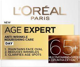 L'Oreal Paris Age Specialist Odmładzający krem do twarzy 65+ 50 ml