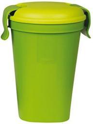 Curver Kubek duży LUNCH&GO 0,6L zielony