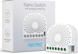 AEOTEC SMART HOME NANO SWITCH W/POW./METERING Z-WAVE ZW116 AEOTEC