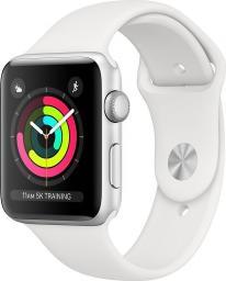 Smartwatch Apple Watch Series 3 Srebrny  (MTEY2)