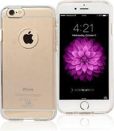 Mercury Mercury Jelly Case iPhone 6 Plus przeźro czysty/transparent wycięcie/hole