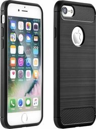 Etui Carbon iPhone Xs Max czarny /black