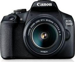 Lustrzanka Canon CAMERA DSLR EOS 1500D KIT/18-55 IS II CANON