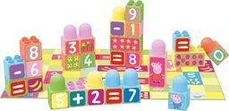 Peppa Pig Edukacinės kaladėlės su skaičiais Kiaulytė Pepa (Peppa Pig), 22 d.