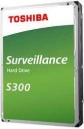 Dysk serwerowy Toshiba S300 6TB SATA/600 7200 Surveillance (HDWT360UZSVA)