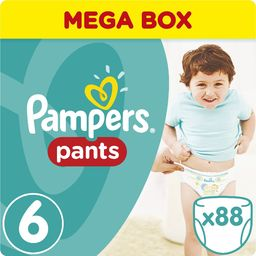Pampers Pieluszki Pants Mega Box r. 6, 15+ kg, 88 szt.