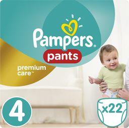 Pampers Pieluszki Premium Care Pants r. 4, 22 szt.