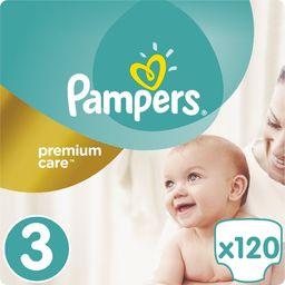 Pampers Pieluszki Premium Care M r. 3, 120 szt.
