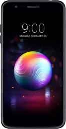 Smartfon LG 16 GB Dual SIM Czarny  (LMX410EOW.APOCBK)