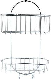 Koszyk prysznicowy Sylber prostokątny chrom (AWD02080949)