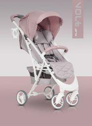 Wózek EURO-CART Wózek spacerowy Volt Pro Powder Pink