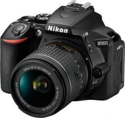 Lustrzanka Nikon D5600 + 18-55MM VR (VBA500K0016)