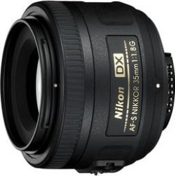 Obiektyw Nikon AF-S 35 mm f/1,8 G DX Nikkor