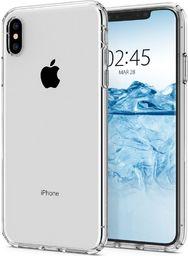 Spigen Nakładka Liquid Crystal do Apple iPhone X/XS przezroczysta
