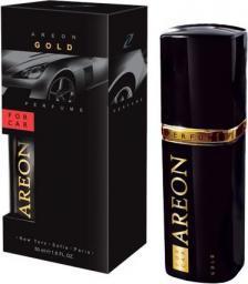 Areon Perfum samochodowy 50ml - Gold