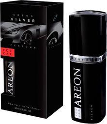 Areon Areon auto oro gaiviklis PERFUME 50ml - Silver