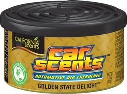 California Scents Automobilinis oro gaiviklis California Scents Golden State Delight