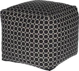 D2 Design Pufa 40x40 Mone czarna