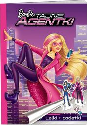 Barbie. Tajne agentki