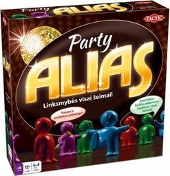 Tactic Stalo žaidimas TAC Vakarėlių Alias, LT