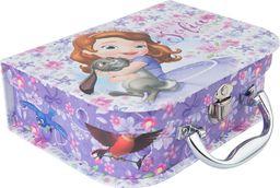 Dajar Pudełko na drobiazgi Księżniczka Sofia fioletowe